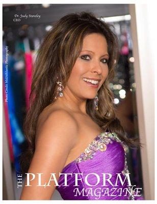 The Platform Magazine CEO Dr. Judy Staveley, Ph.D