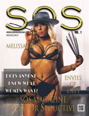 SOS MAGAZINE Vol.1