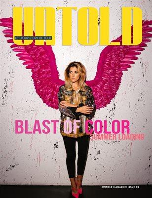 Untold Magazine   Issue 30