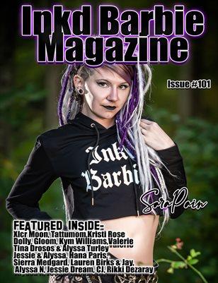 Inkd Barbie Magazine Issue #101 - SaraPain