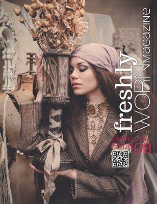 freshlyWORN Magazine | Spring 2014