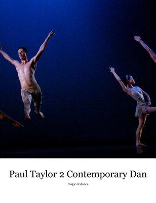 Paul Taylor 2 Contemporary Dance show