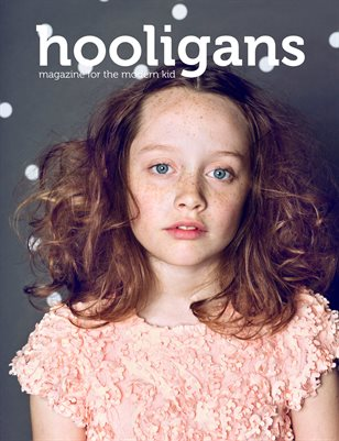Hooligans Magazine, Issue 1, April 2015