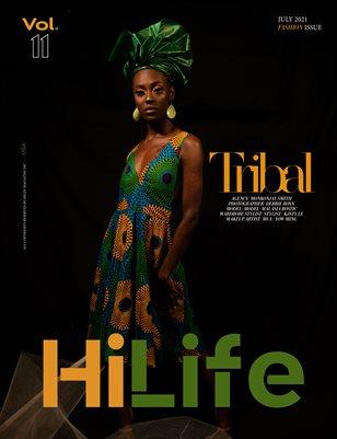 HiLife Magazine July 2021 (Vol-11)