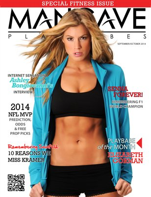 MANCAVE PLAYBABES - SEPTEMBER/OCTOBER 2014