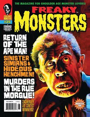 Freaky Monsters #25