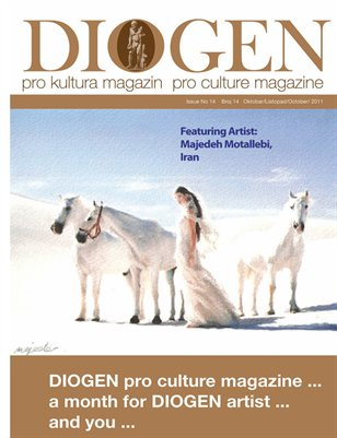DIOGEN pro art magazin No 14 special October 2011