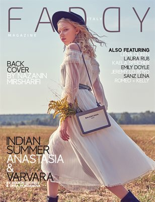 FADDY Magazine: Issue 3 Vol 4