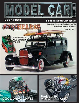 Model Car Builder Book Four
