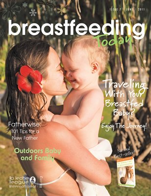 Traveling With Your Breastfed Baby?  Enjoy The Journey!