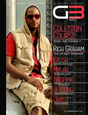 G3 Magazine Issue 44 (Rich Graham)