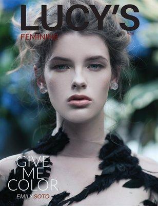 LUCY'S Magazine Vol. 16 FEMININE