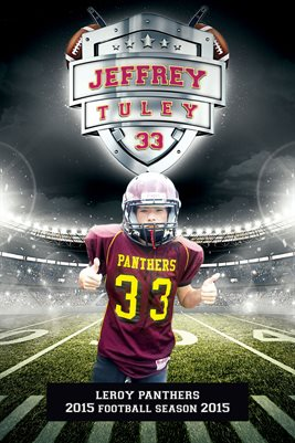 Jeffrey Tuley Football 2015 - Poster