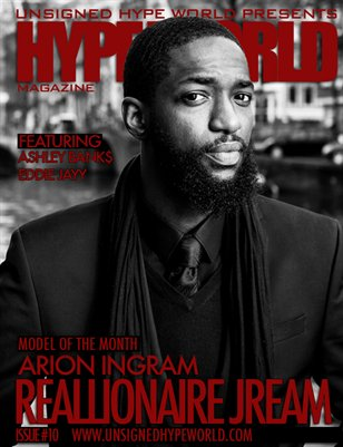 THE HYPE WORLD MAGAZINE ISSUE #10