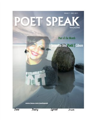 Poet Speak Magazine Issue 7