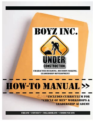 Boyz Inc. the workshops and leadership academy