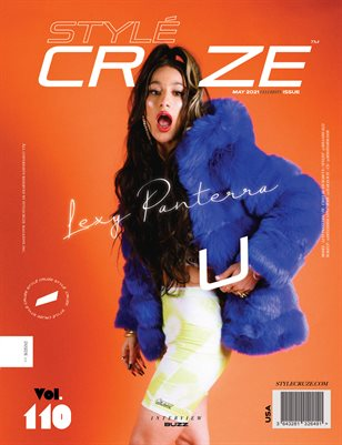 MAY 2021 Issue (Vol: 110) | STYLÉCRUZE Magazine