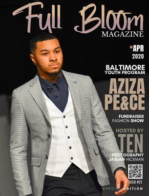 Full Bloom Magazine Edition 23 AZIZA PE&CE