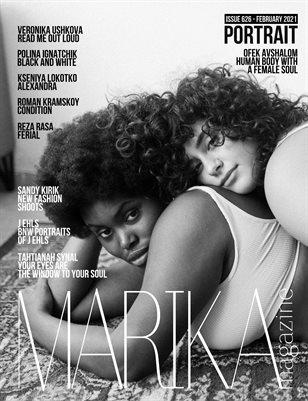 MARIKA MAGAZINE PORTRAIT (ISSUE 626 - February)