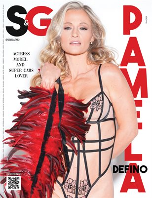 S&G Magazine - PAMELA DEFINO - Dec/2020 - Issue #18