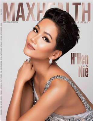 MAXHEALTH & BEAUTY Mag. - July/2019 - #2