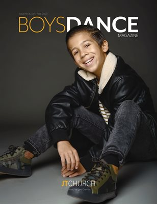 BoysDance Magazine #6