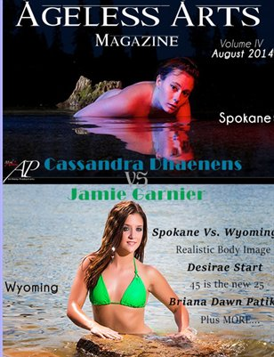 Ageless Arts Magazine Volume IV