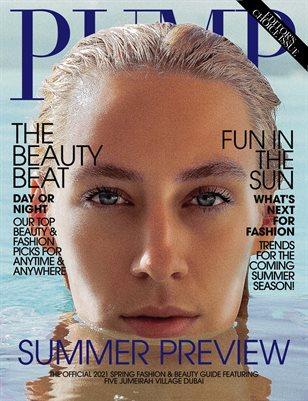 PUMP Magazine | The Fashion Guide Issue | Vol.5
