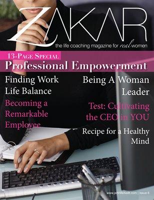 Zakar Magazine Issue 6