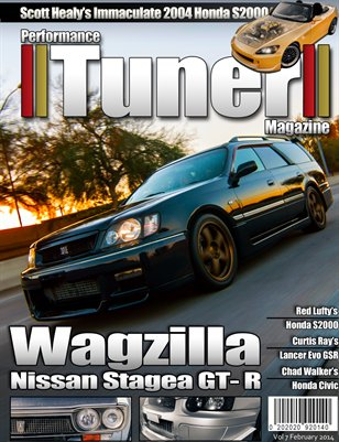 Performance Tuner Magazine Volume 7 February 2014