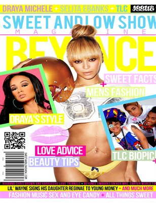 Sweet And Low Show Magazine Issue 1