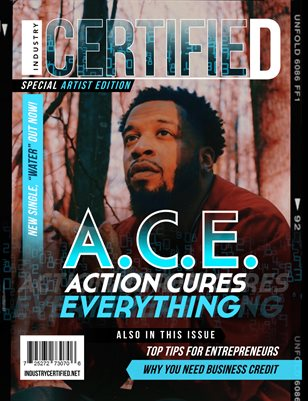 Industry Certified - Volume 2 - Issue 5 - ACE (Special Artist Edition)