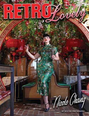 Retro Lovely No.118 – Nicole Chang Cover