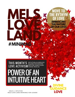 MELS LOVE LAND ISSUE 4 | INTUITION