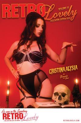 Cristina Alysia Cover Poster