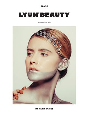 LYUN BEAUTY ISSUE No.4 (VOL No.2) C2