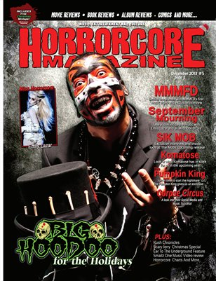 Horrorcore Magazine -  Issue 5