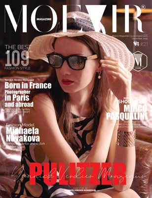 #21 Vol4 Moevir Magazine December Issue 2019