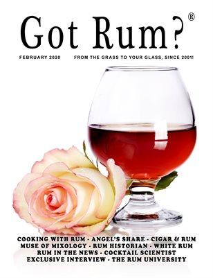 """Got Rum?"" February 2020"