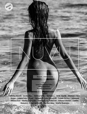 Nuvu Magazine Nude Book 68 Featuring Chiara Bianchino