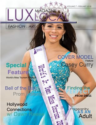 LUX Local Magazine Vol 7