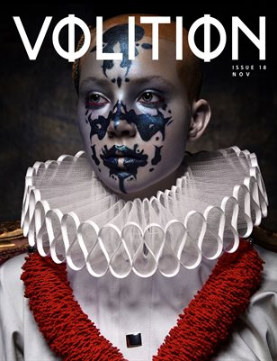 ISSUE 18 NOV 2018 : FASHION COVER