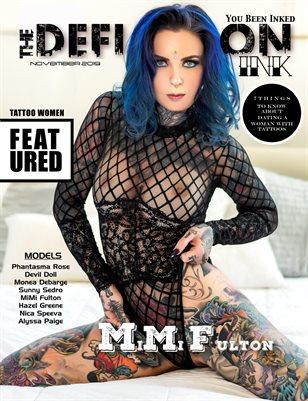TDM:Ink Mimi Fulton Nov 2019 issue 2 cover 1