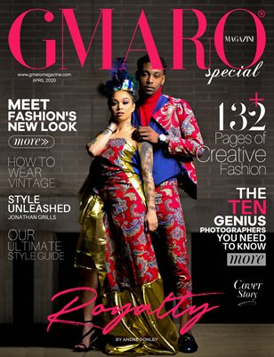 GMARO Magazine April 2020 Issue #02