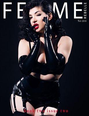 Femme Rebelle Magazine - November 2016 - BOOK 2 Issue 2