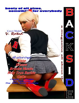 Backside Magazine V. Rated Issue #2
