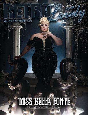 Halloween 2020 - VOL 2 - Miss Bella Fonte Cover