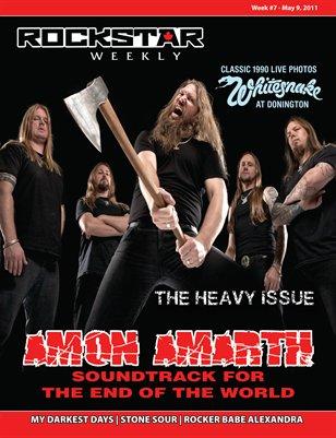 Mini Mag - Week #7 - May 9, 2011