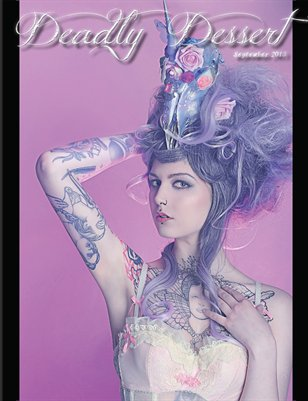 Deadly Dessert Magazine- September Issue