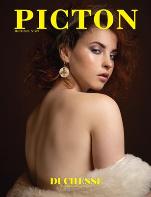 Picton Magazine MARCH  2020 N449 Cover 1